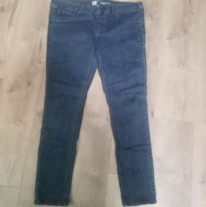Ladies size 18 Mossimo Jeans Jeggings